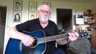 Guitar: Little White Church (Including lyrics and chords)