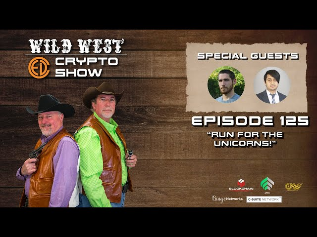 Wild West Crypto Show Episode 125