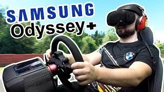 детальный обзор Samsung Odyssey Plus! Лучший шлем виртуальной реальности?
