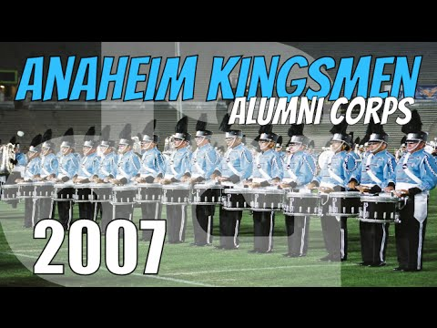 DCI 2007 Kingsmen Alumni Corps Full Performance