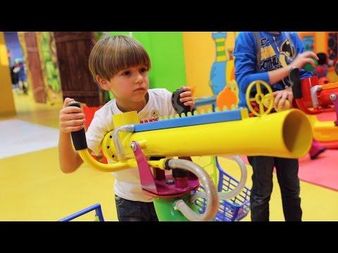Birthday Party Indoor Playground Kids Fun - Sammie is 7 !