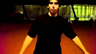 Как делать удар  540 kick вертушка ногами