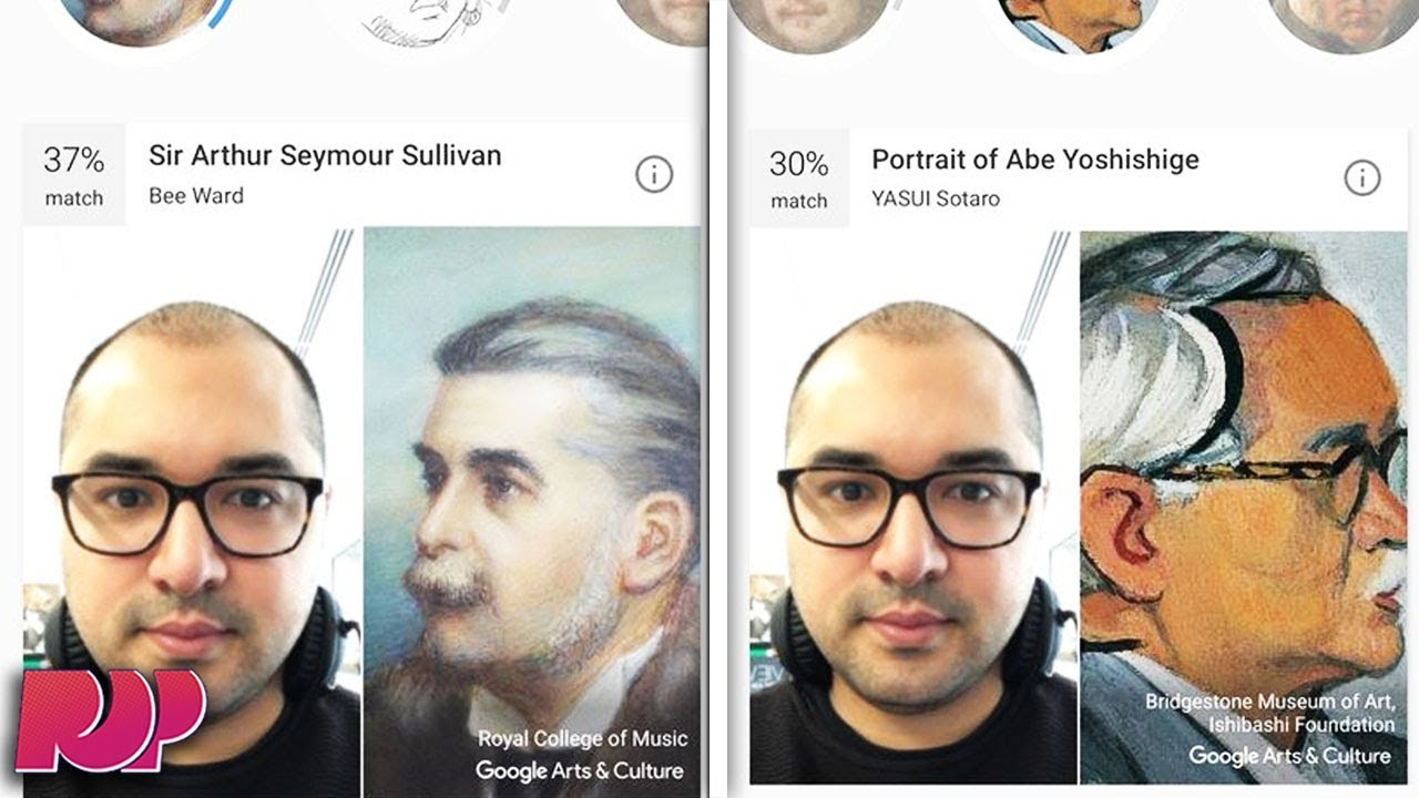 The Google Arts And Culture App Isn't Racist, It's Just Bad