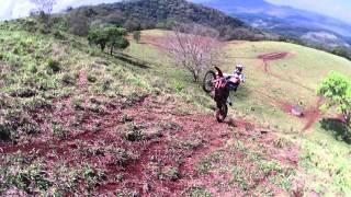 Subida estilo Canastra no Linhão - Trilha de moto - Botucatu