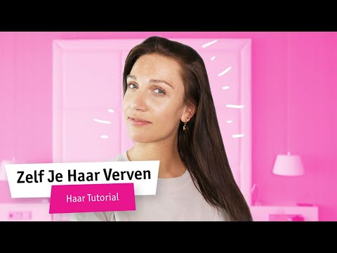 Zelf je haar verven | Hair tutorial | Kruidvat