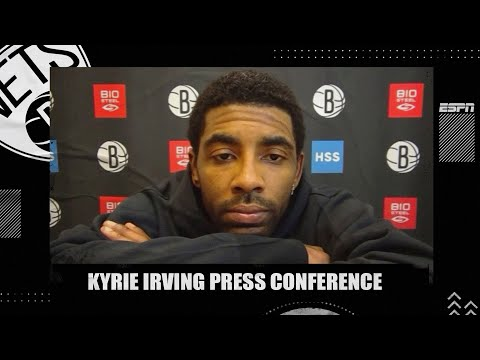 Kyrie Irving addresses his absence from the Nets | NBA on ESPN