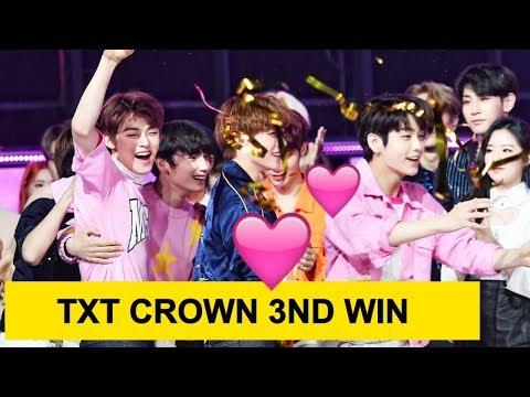 TXT (투모로우바이투게더) CROWN 3nd Win + Encore Stage @ 쇼챔피언 Show Champion 190320
