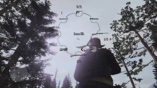 Red Dead Redemption: AMAZING UFO !!!!!