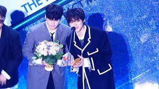 20190424 U+5G The Fact Music Awards (TMA) | iKON B.I - Artist of The Year + Best Song Award