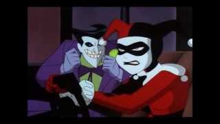Batman Adventures- The Joker's millions opening scene