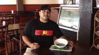 Portuguese Sausage & Grow Guam Kale Soup - Pika's Cafe Recipe