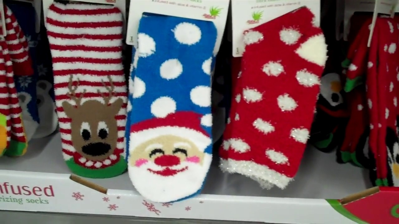 christmas socks at walmart 2017 - Walmart Christmas Socks