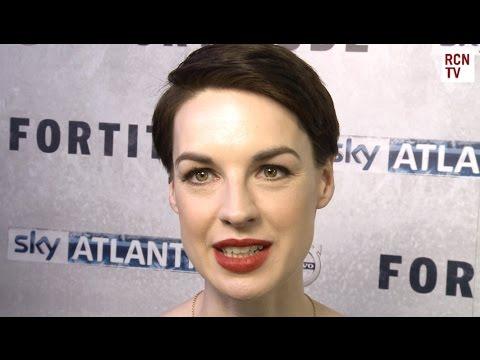 Jessica Raine   Fortitude Premiere