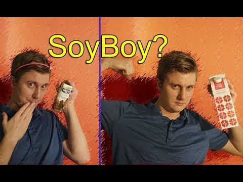 DRINKING SOY vs WHOLE MILK