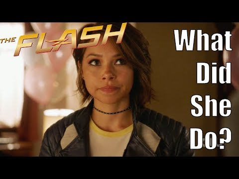 The Flash Season 4: What is Nora's Mistake?