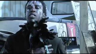 "Saul Williams ""Sunday Bloody Sunday"""