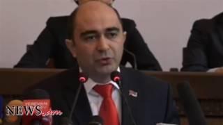 Էդմոն Մարուքյանի ելույթը «Ելքի» համաժողովին