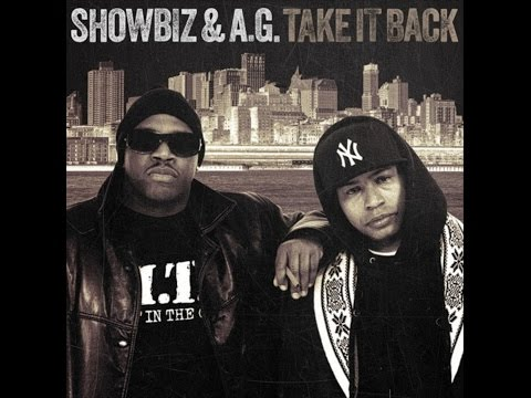 Showbiz & A.G. - Take It Back - EP - 2017