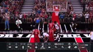 NBA 2K16 Andrew Wiggins Dunk Squad!!!