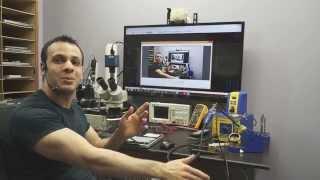 820-3330 current sensing repair on Macbook Pro charging circuit.