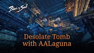 Desolate Tomb with AALaguna, Lunis, Napalm, and Kenzlyn!