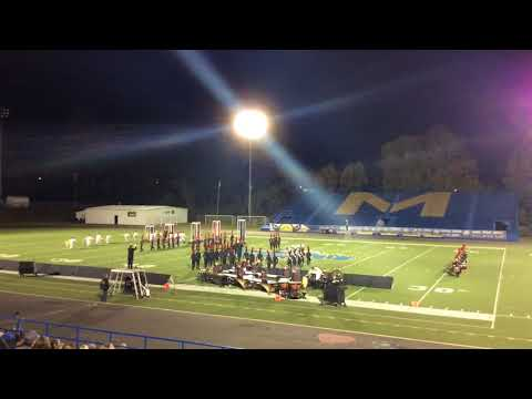 George Rogers Clark Marching Band Morehead
