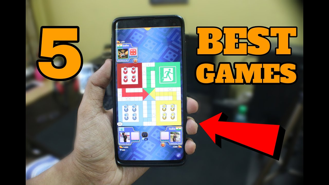 5 Best Online Games To Play With Family Friends In Lockdown Best Time Pass Games Youtube