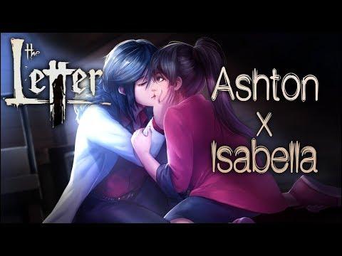 The Letter (Horror Visual Novel) - Epilogue Guides   Ashton x Isabella