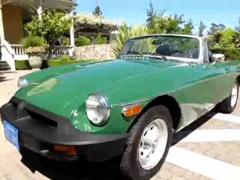 1977 Mgb Convertible For