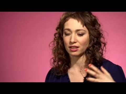 Regina Spektor Buzzworthy Interview