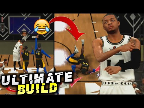 This Prime D-Wade Build Is Taking Over 2K20! NBA 2K20 Pro-Am Gameplay