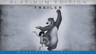 El Libro de la Selva (40º Aniversario Platinum Edition) en Otoño de 2007 Trailer