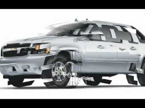 2007 chevrolet avalanche white bear lake mn 400137 youtube. Black Bedroom Furniture Sets. Home Design Ideas