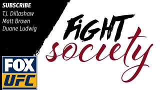 Fight Society Podcast: TUF 25 Preview with T.J. Dillashaw, Matt Brown and Duane Ludwig. (3.21.17)