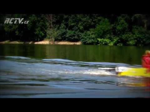 FORMULE NA VODĚ - Waterfestival Roudnice Nad Labem VEMEX GP Hydro 2012.