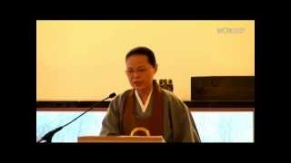 The Practice of Impermanence: Won Buddhism Dharma Talk by Ven. Chung Ohun Lee, Ph.D.
