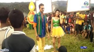 Bangladeshi Hot Actress Porimoni Unseen Shooting video  ✔ Media Barta
