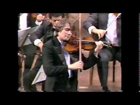 Max Bruch 1st Violin Concerto - Boris Belkin