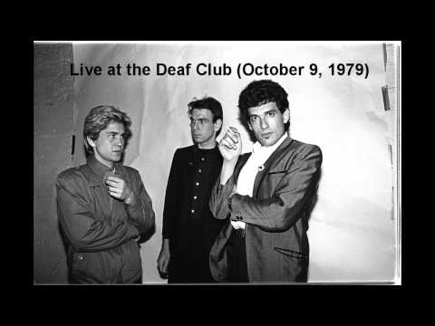 Tuxedomoon - Live at The Deaf Club (10/09/1979)