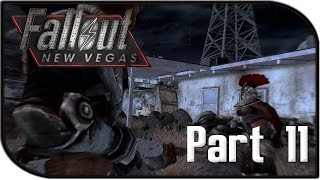 """Fallout: New Vegas Gameplay Part 11 - """"Legion Assassins..."""" (Fallout 4 Hype Let's Play!)"""