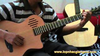 Hạnh Phúc Lang Thang guitar (Ngô Phương) -  Lớp nhạc Giáng Sol