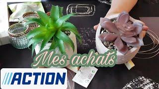 ACTION ADDICT - MES ACHATS