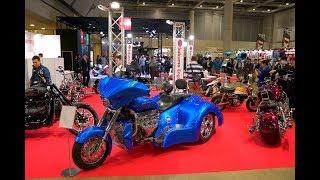 Про Уралы в Японии + Обзор выставки мотоциклов Tokyo Motorcycle Show 2019