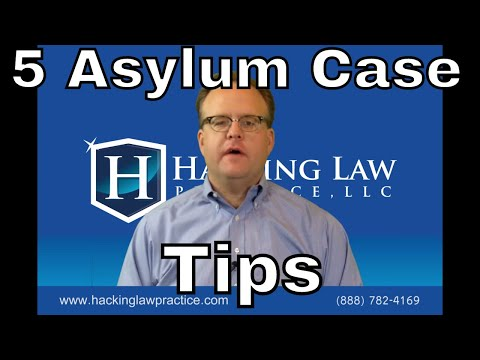 St. Louis Immigration Attorney Gives 5 Tips to Help Your Asylum Case