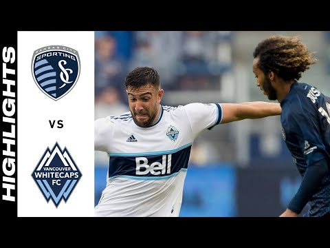 Kansas City Vancouver Whitecaps Goals And Highlights