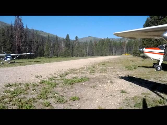 RV-4 at Sulphur Creek, ID