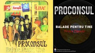 Proconsul - Prima Zapada | LIVE