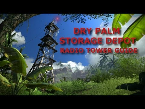 Far cry 3 all 18 radio towers in 17 minutes climbilation fc3.
