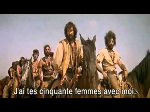 Blindman, le justicier aveugle (1971) bande annonce