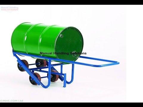 manual drum lifters handling equipment